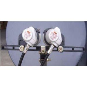 Twin KU Band LNB Holder