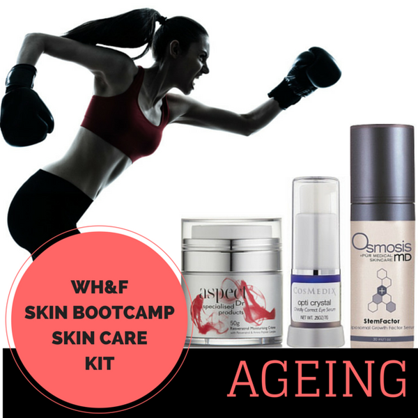 Skin Bootcamp Ageing Kit