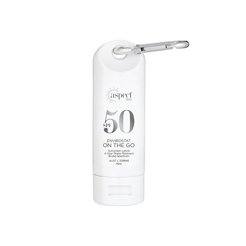 Aspect Sun on the go envirostat sunscreen SPF 50