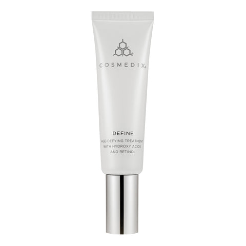 Cosmedix Define age defying treatment with hydroxy acids and retinol 45g