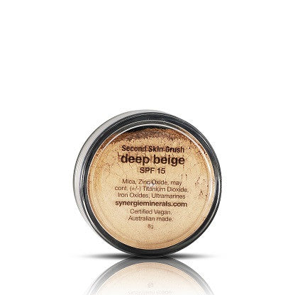 Synergie Loose Mineral Foundation - Deep Beige 8g