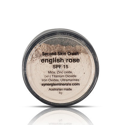 Synergie Loose Mineral Foundation - English Rose 8g