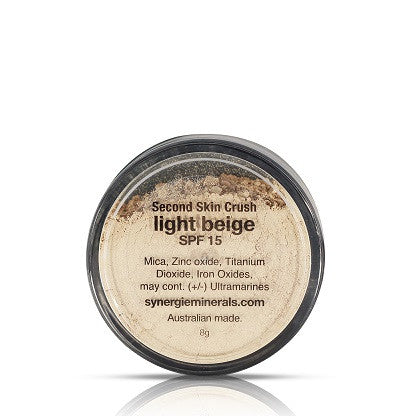 Synergie Loose Minerals Foundation - Light Beige 8g