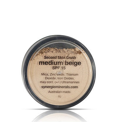 Synergie Loose Minerals Foundation - Medium Beige 8g