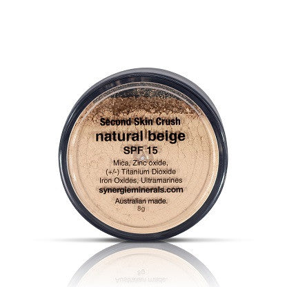 Synergie Loose Minerals Foundation - Natural Beige 8g