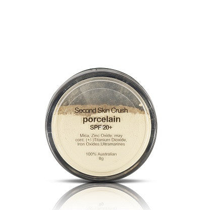 Synergie Loose Mineral Foundation - Porcelain 8g