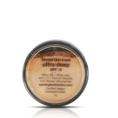 Synergie Loose Mineral Foundation - Ultra Deep 8g