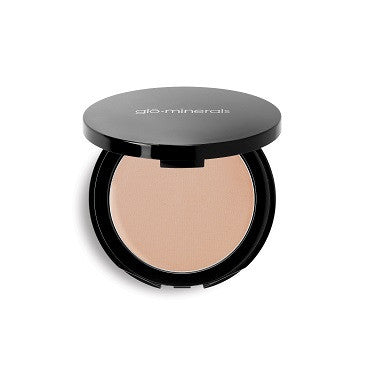 Glo Minerals Pressed Powder - Beige Medium 9.9g