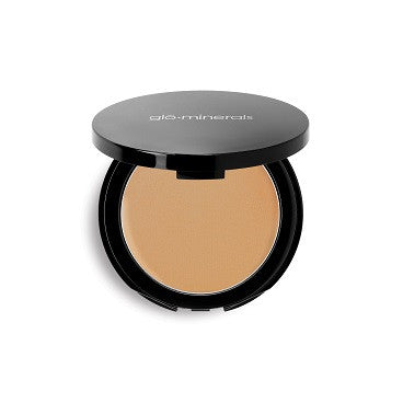 Glo Minerals Pressed Powder - Golden Dark 9.9g