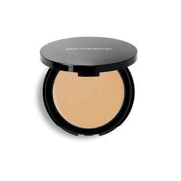Glo Minerals Pressed Powder - Golden Medium 9.9g