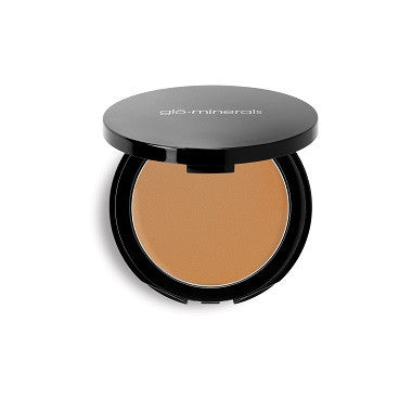 Glo Minerals Pressed Powder - Honey Dark 9.9g