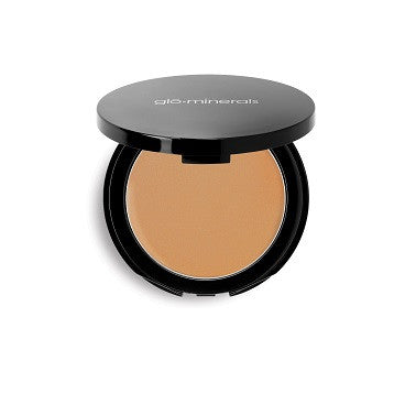 Glo Minerals Pressed Powder - Honey Medium 9.9g