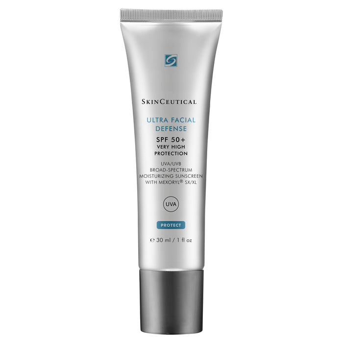 skinceuticals ultra facial defense SPF50 oil free face sunscreen