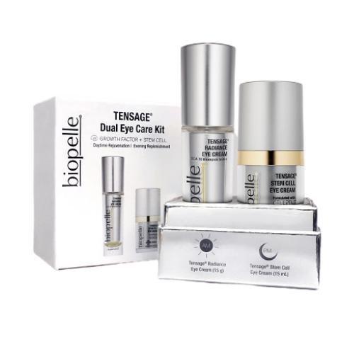 Biopelle Tensage dual eye care kit