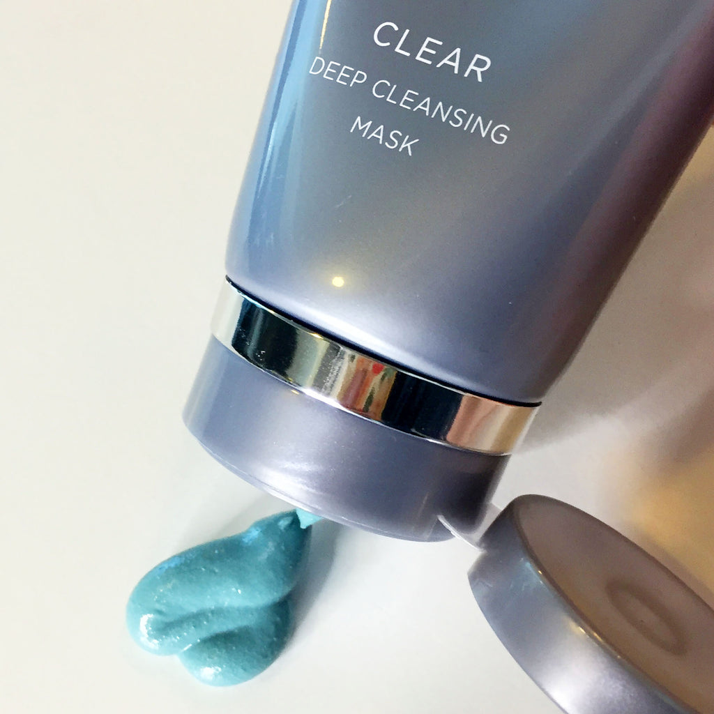 cosmedix clear mask product