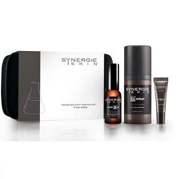 Synergie Targeted Anti Ageing Set For Men
