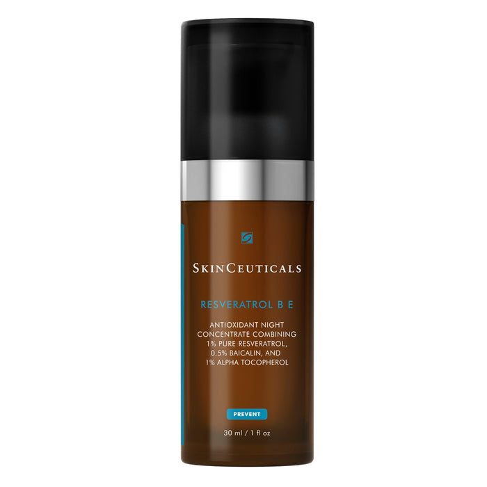 skinceuticals resveratrol B E Night Gel