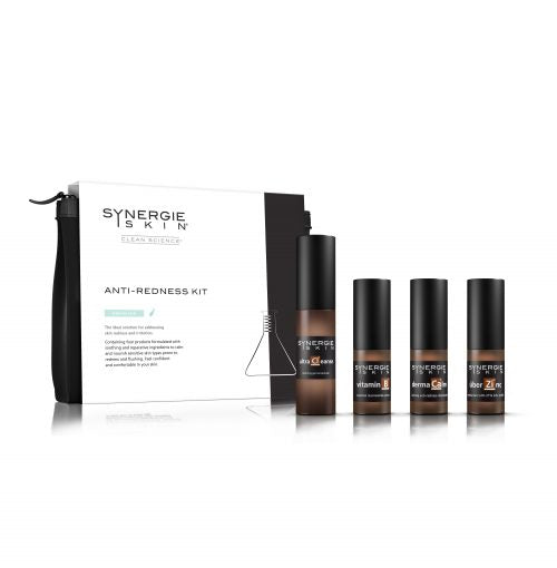 synergie skincare anti-redness kit