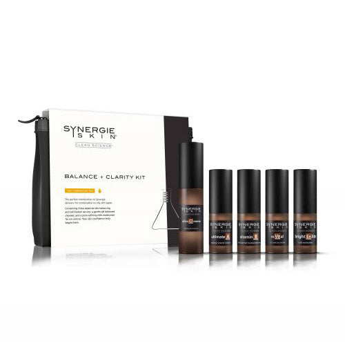 synergie skincare balance and clarity kit