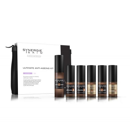 synergie skincare ultimate anti-ageing kit