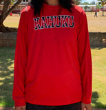 Red Raider Youth Long Sleeve