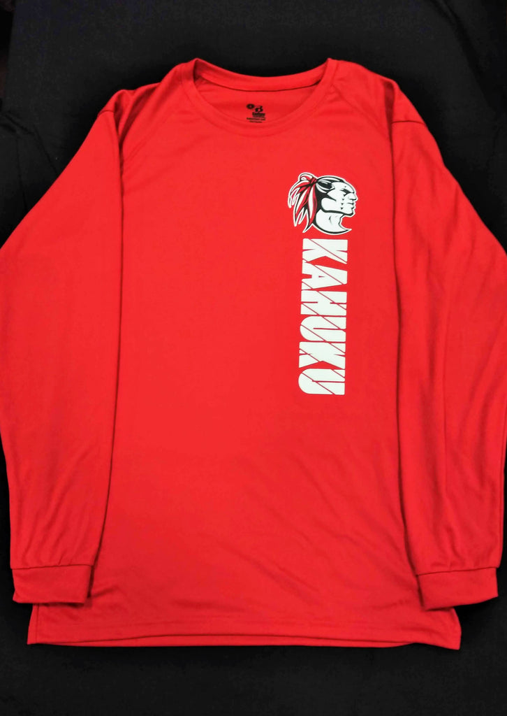 Red Raider Core Long-sleeve
