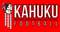 Flag-Kahuku Football Tribal