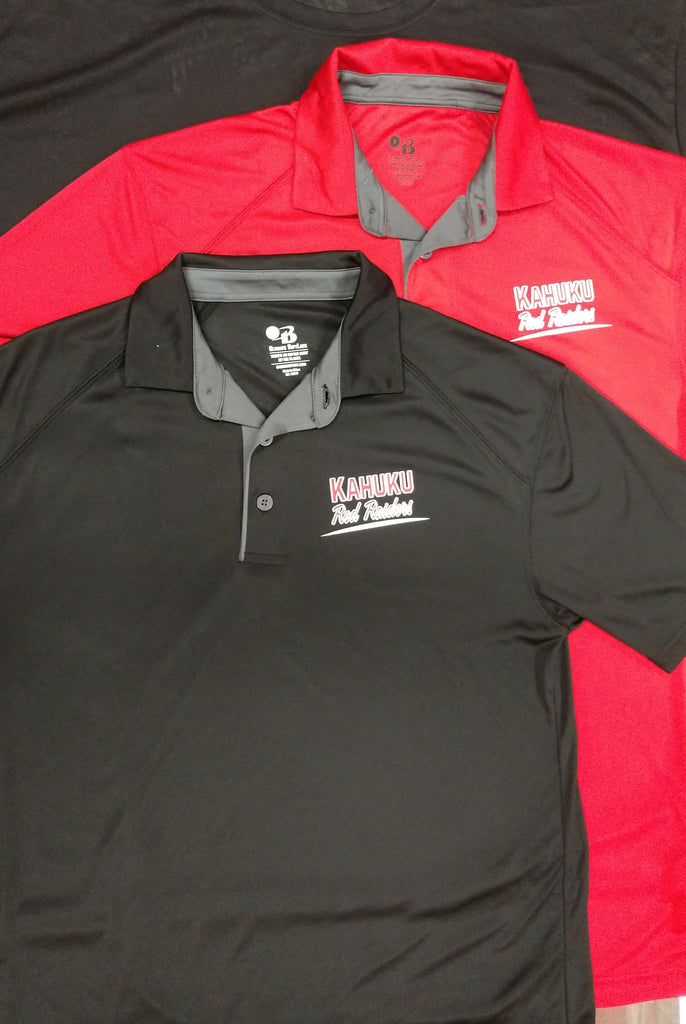 Ultimate Soft Lock Red Raider Polo Shirt