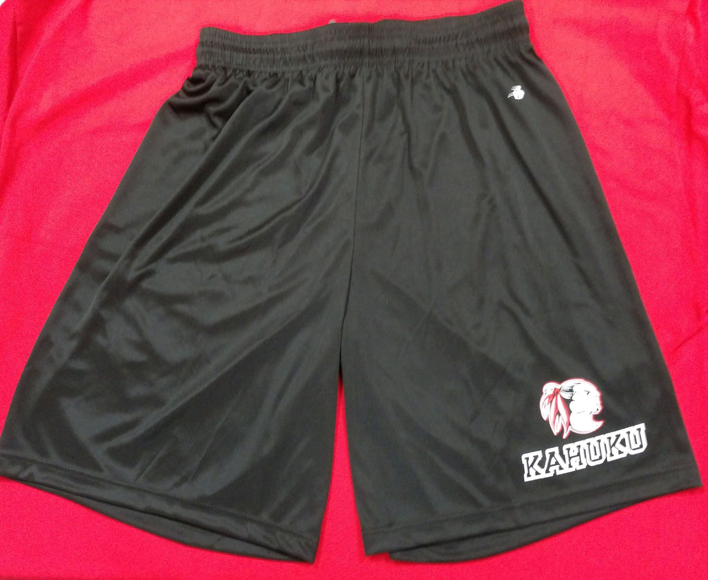 "9"" Red Raider Pocketless Shorts"