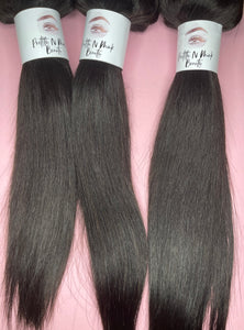 Mink Brazilian Straight (3 bundles)