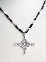Four Cross Necklace