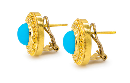 Turchese Sedici Earrings