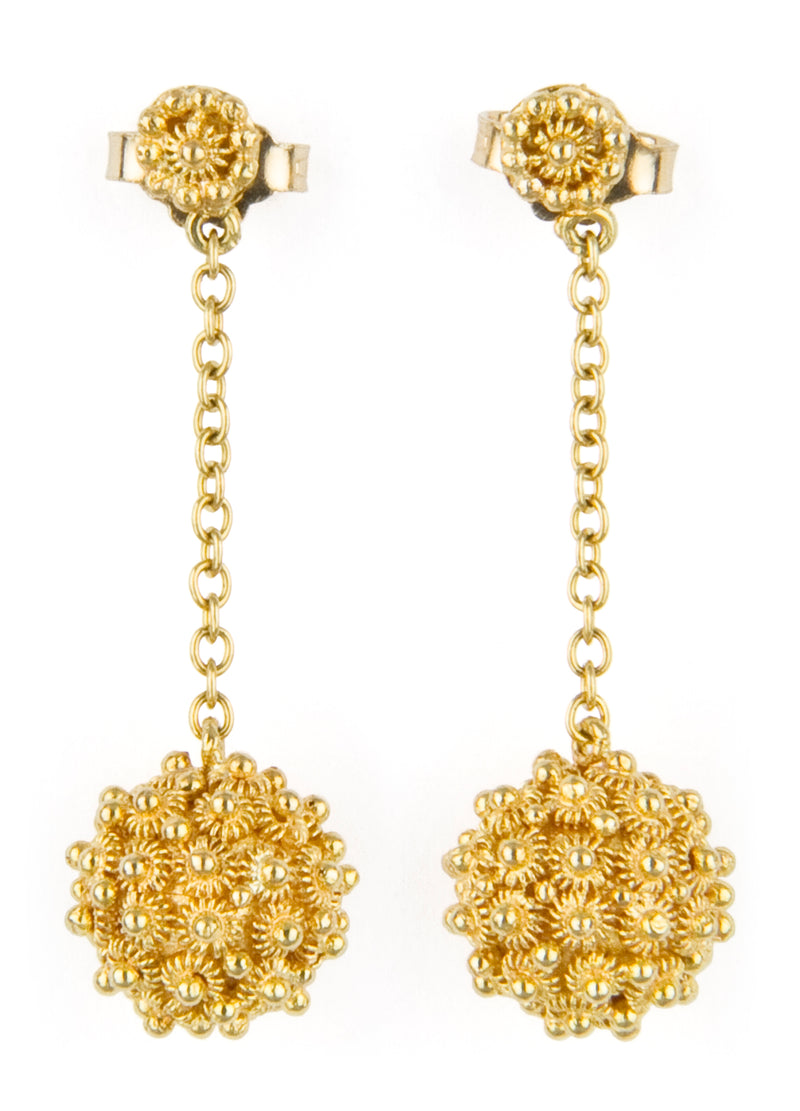 Fedele Mora Chain Earrings