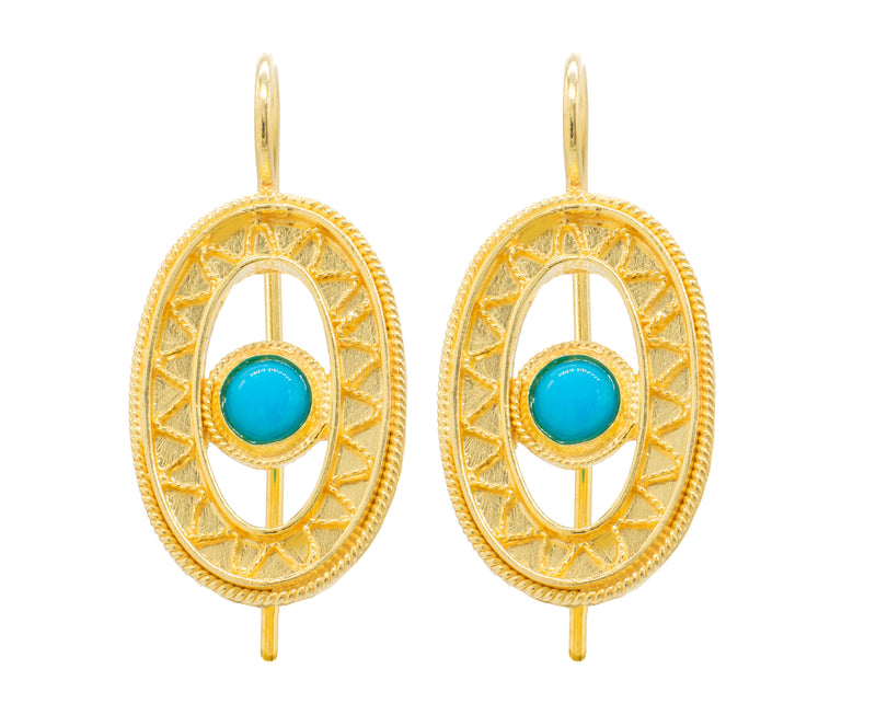 Turchese Giorno Earrings