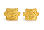 Zig Zag Lobo Earrings