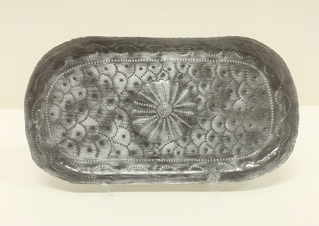 Small Oblong Tray Design 1