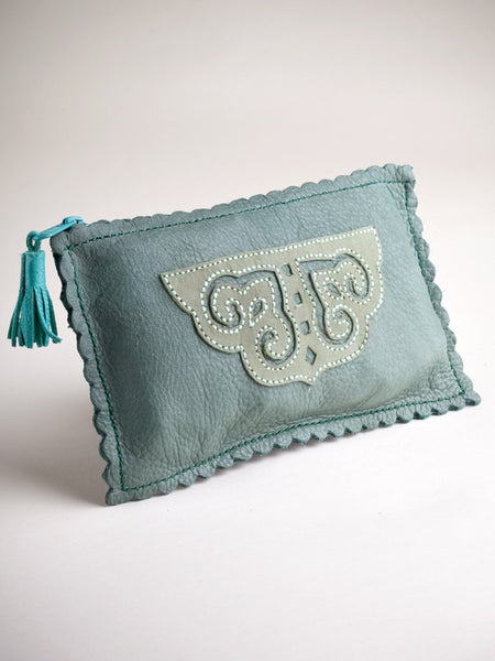 Yak Leather Purse