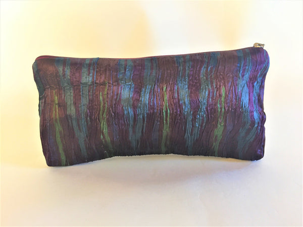 Ikat Zipper Bag - Large (Design 1)