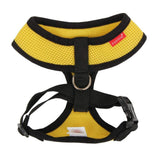 Over-The-Head Dog Harness - Large - Yellow - Nifty Camping Gear