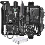 17-in-1 Survival Kit - Nifty Camping Gear