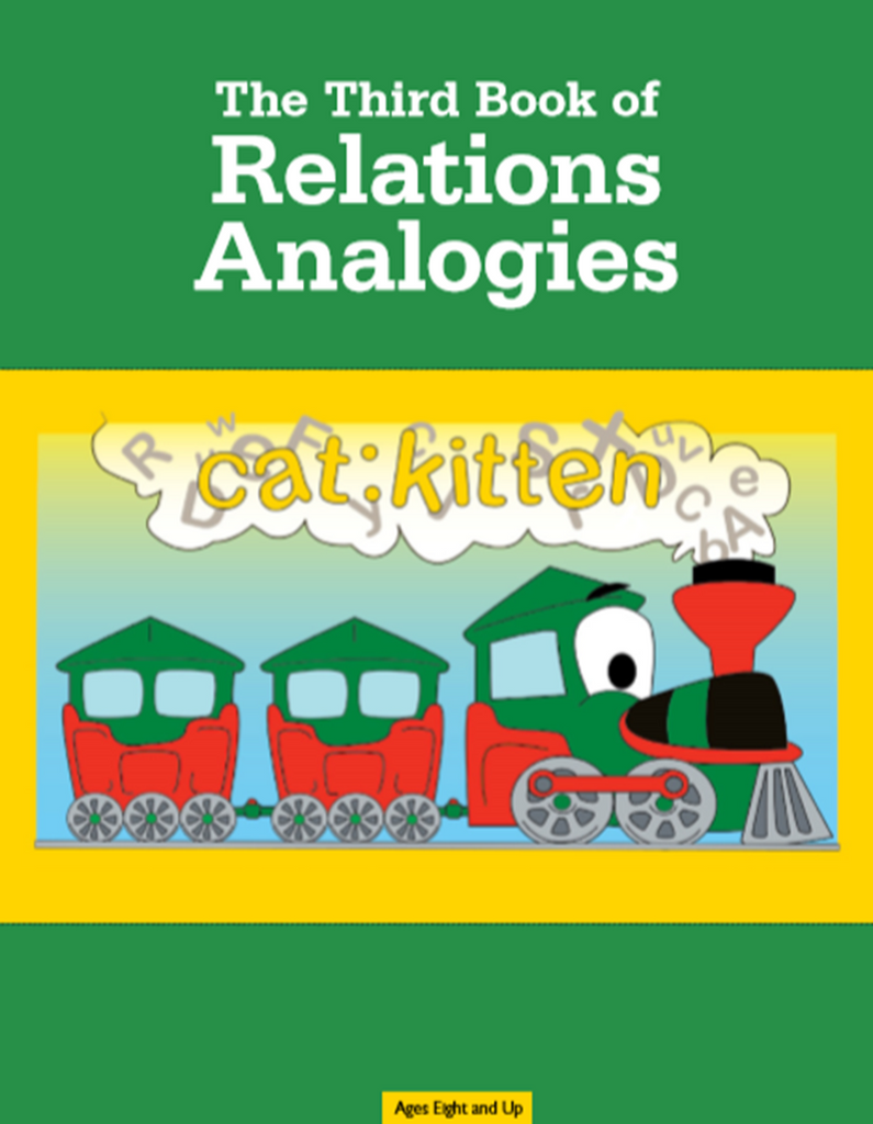 Books & E-Books/The Third Book of Relations Analogies