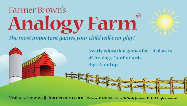 Games/Farmer Brown's Analogy Game