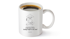 Accessories/Coffee Mug with Quote