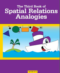 Books & E-Book/Third Book of Spatial Relations Analogies
