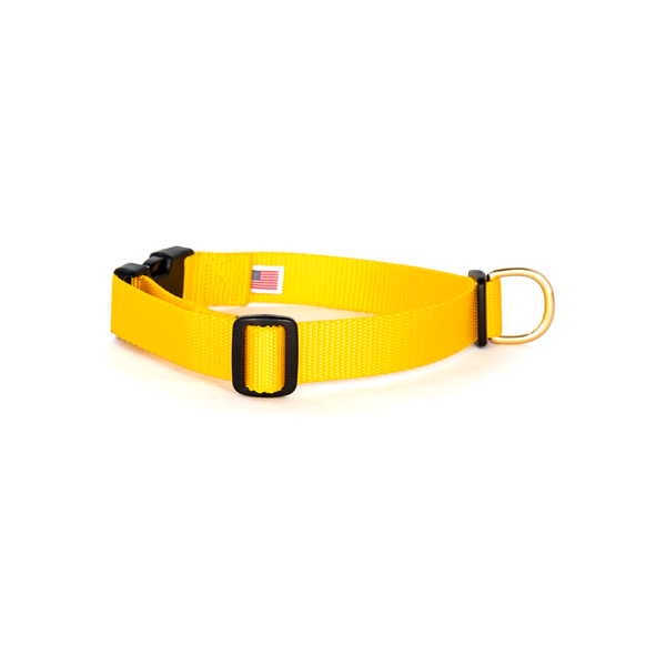 Snap Collar: Yellow