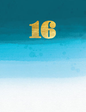 16th Birthday - (tidemark TM1009)