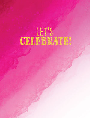Let's Celebrate - (tidemark TM1016)