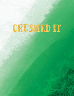 Crushed It - (tidemark TM1017)