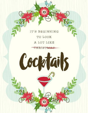 NEW-Look Like Cocktails Card