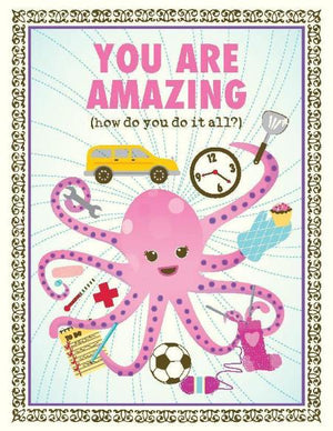 VM9025-How Do You Do It All Card